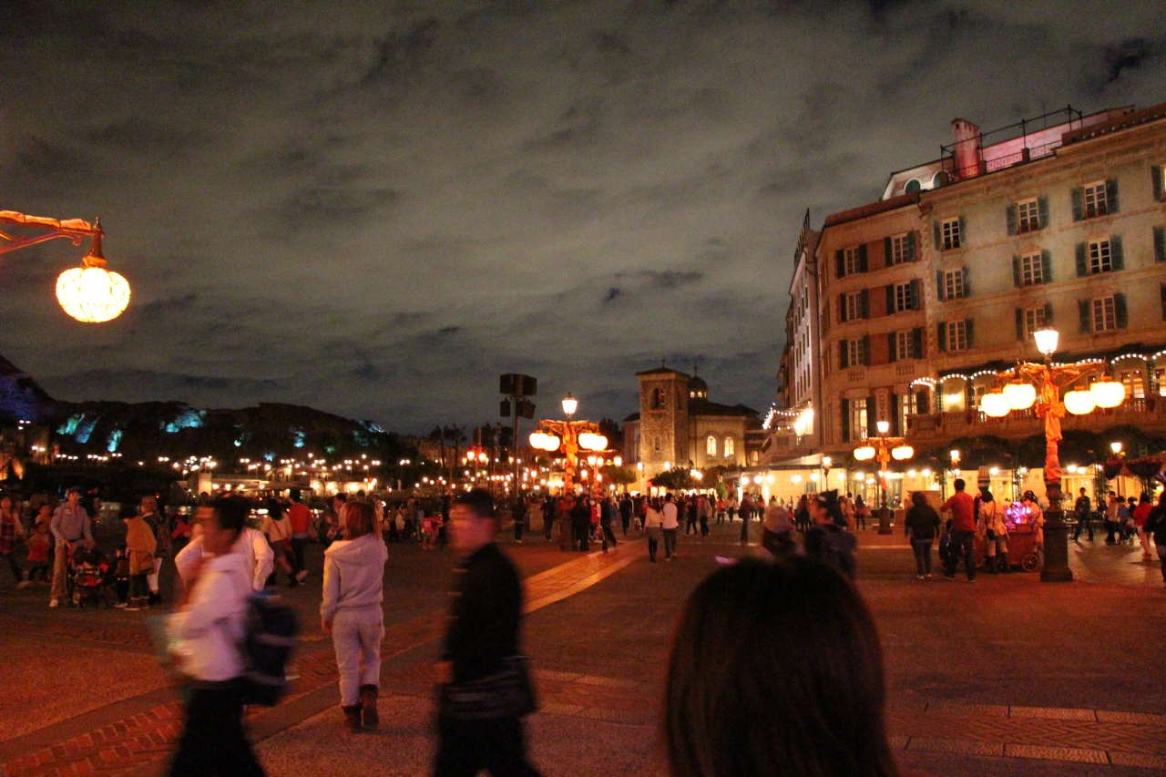 家族でおでかけin東京ディズニーシー』浦安(千葉県)の旅行記・ブログ
