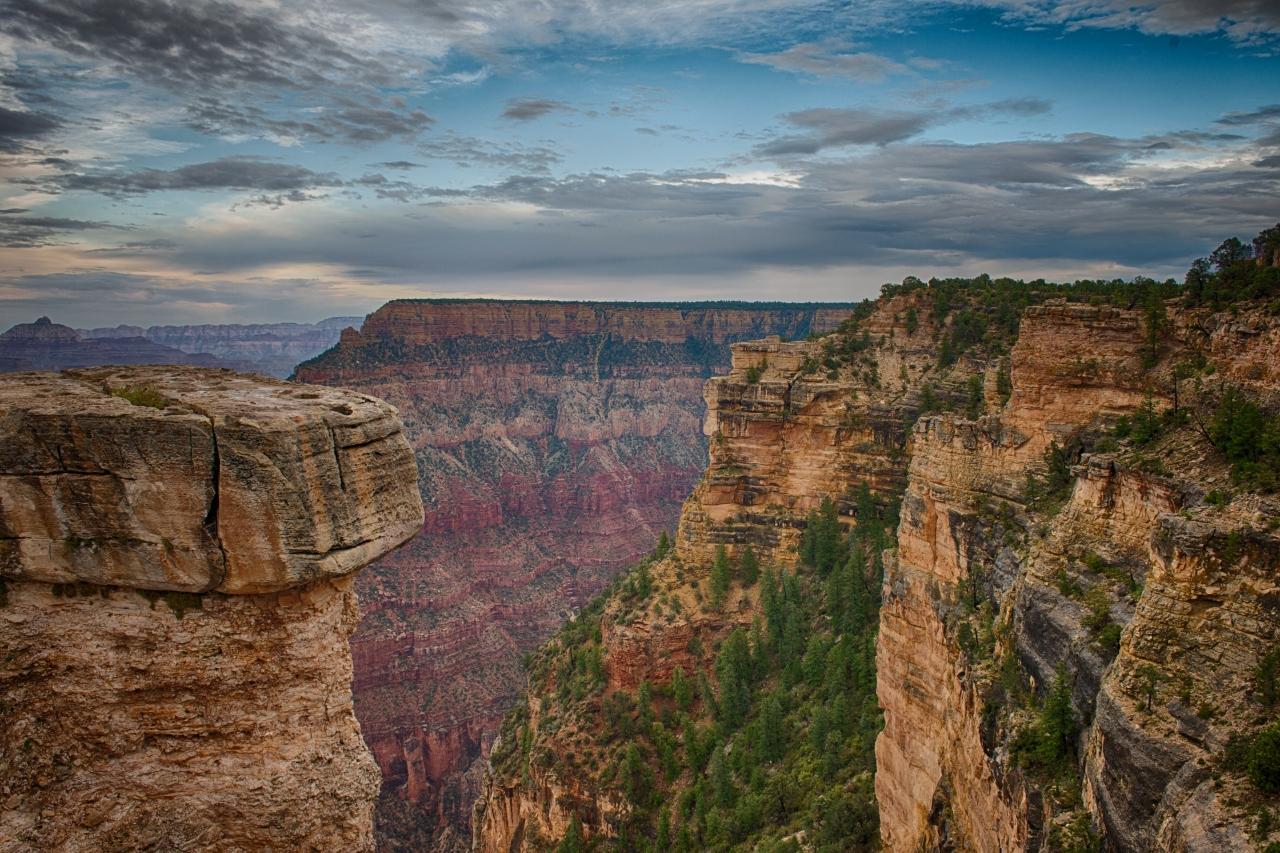 アメリカ国立公園grand circleの旅 1 grand canyon np グランド