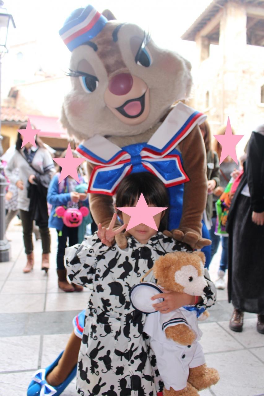 子連れtdr 年長で初ディズニー 2013 ハロウィ-ン&30周年 1日目