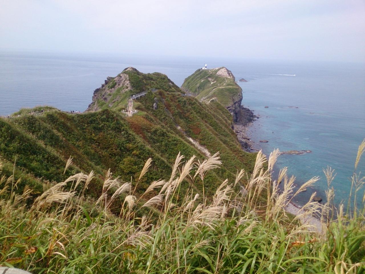 『ザ・ウィンザーホテル洞爺に泊まるツアー 4神威岬から神仙沼 ...
