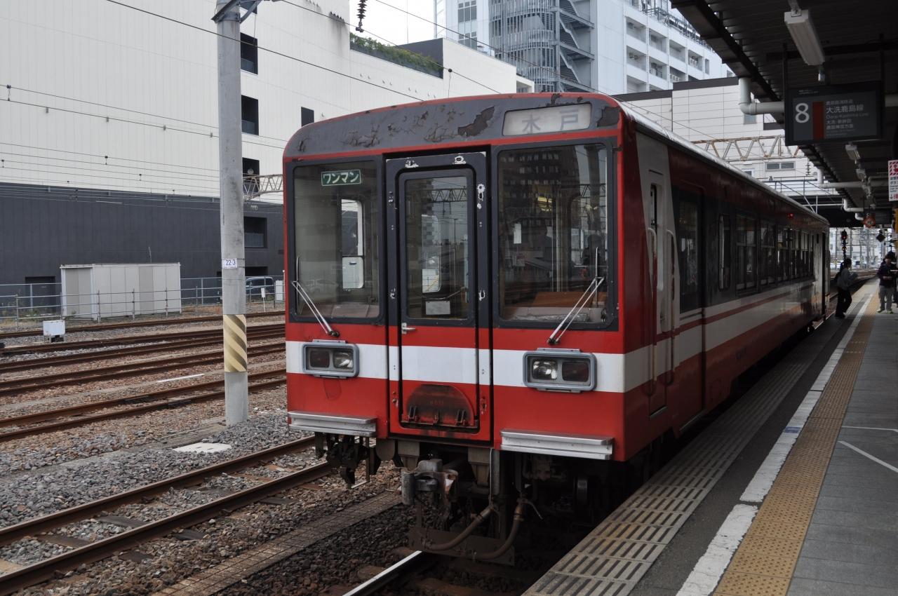 2013年11月南東北・北関東鉄道旅...