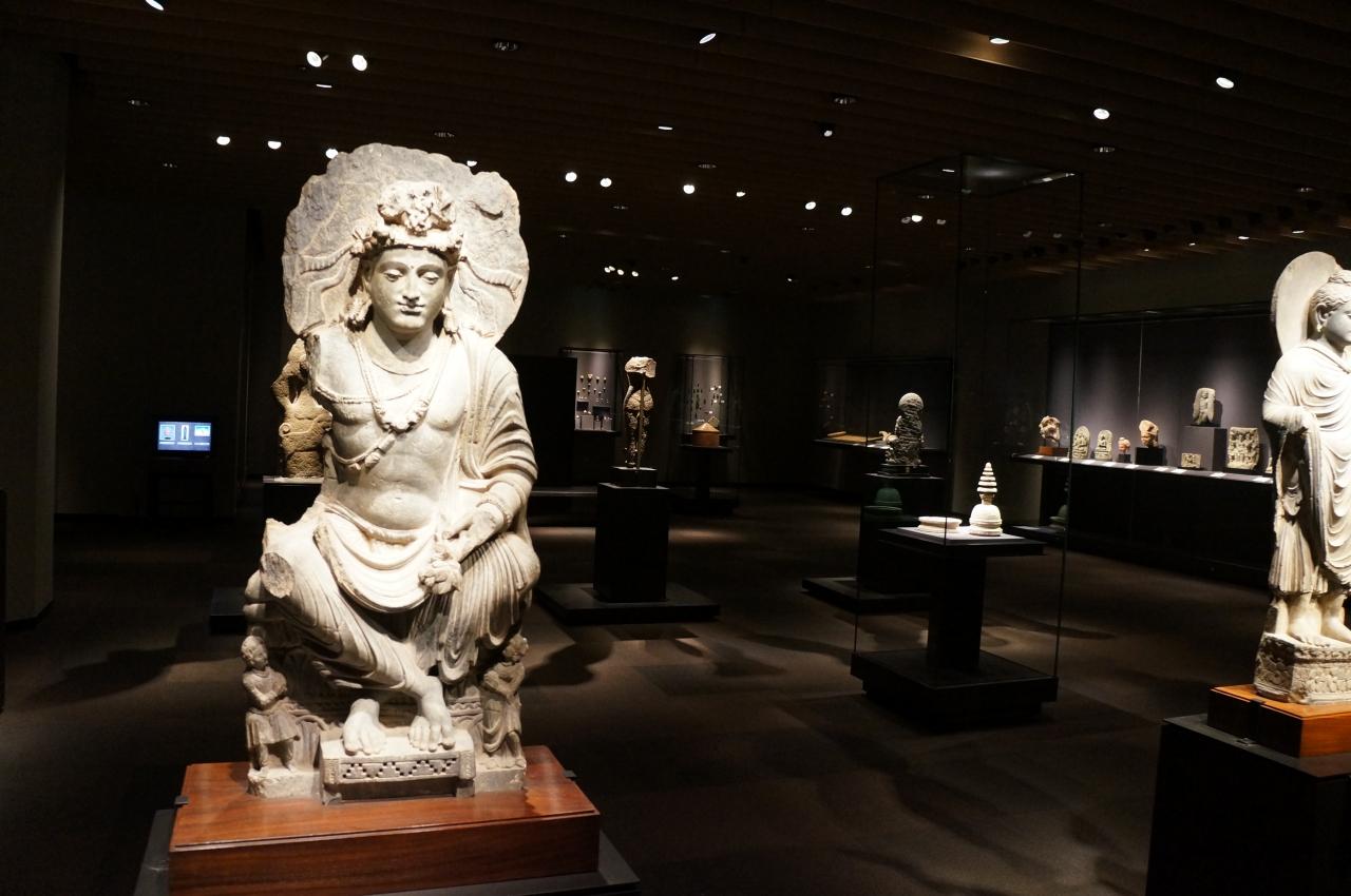 東京国立博物館(東洋館①)~中...