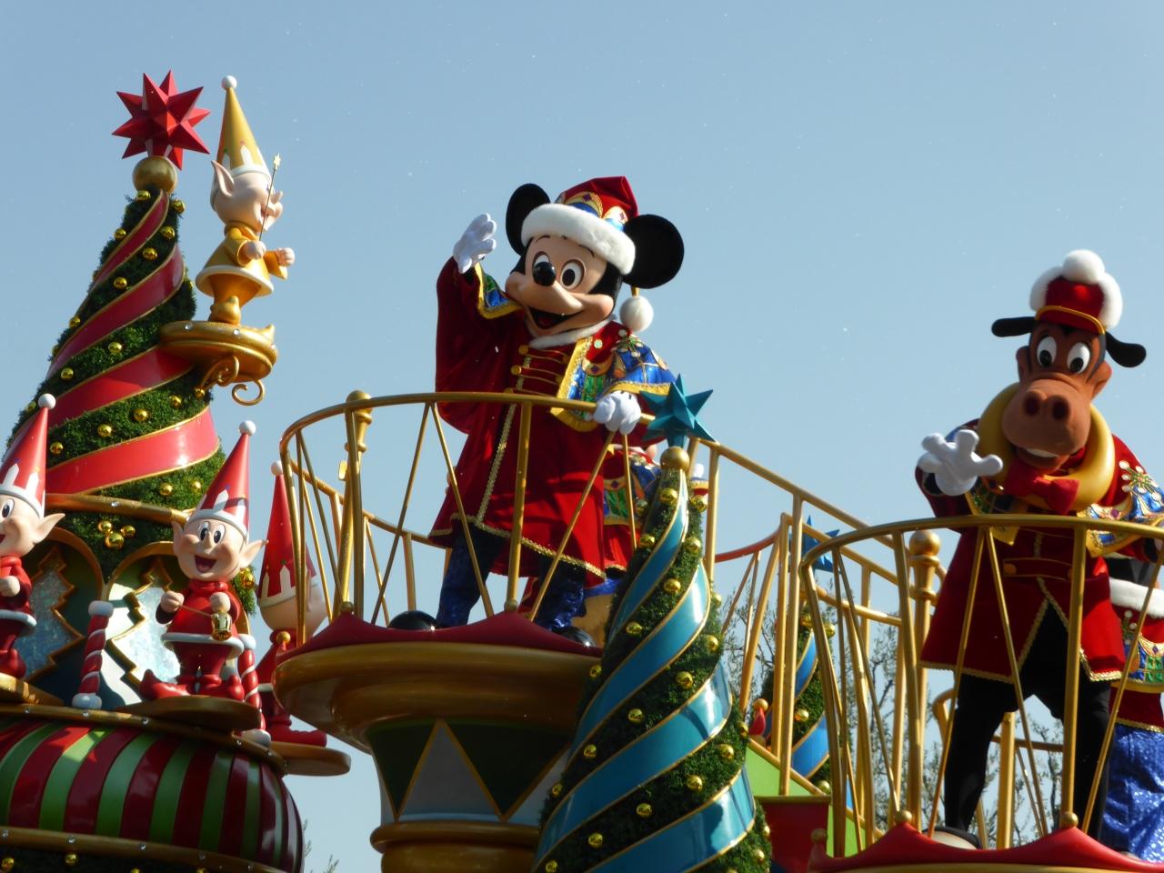 ディズニー・クリスマス2013&club33』東京ディズニーリゾート(千葉県
