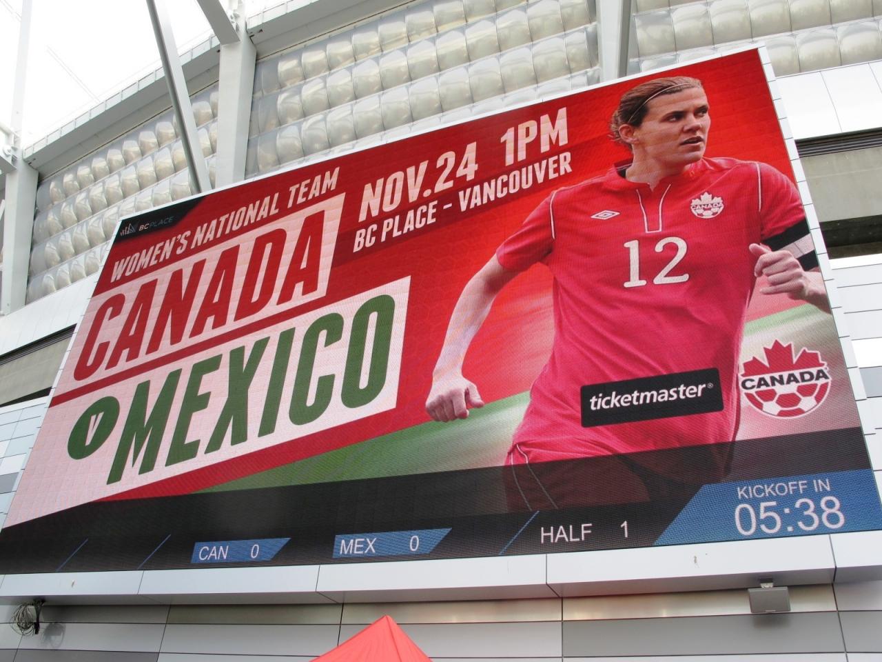 サッカーカナダ代表