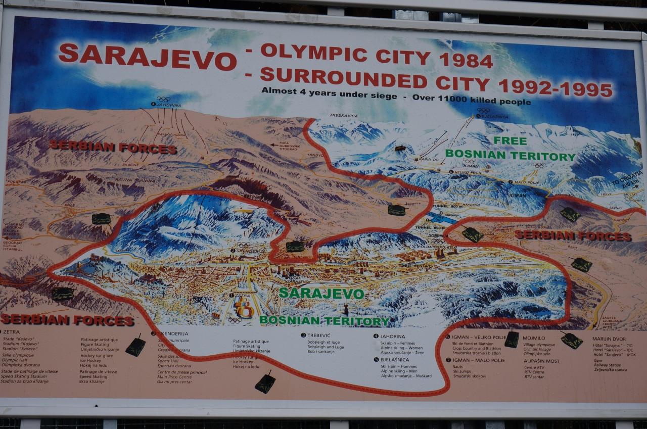 「サラエボオリンピック サラエボの国名」の画像検索結果