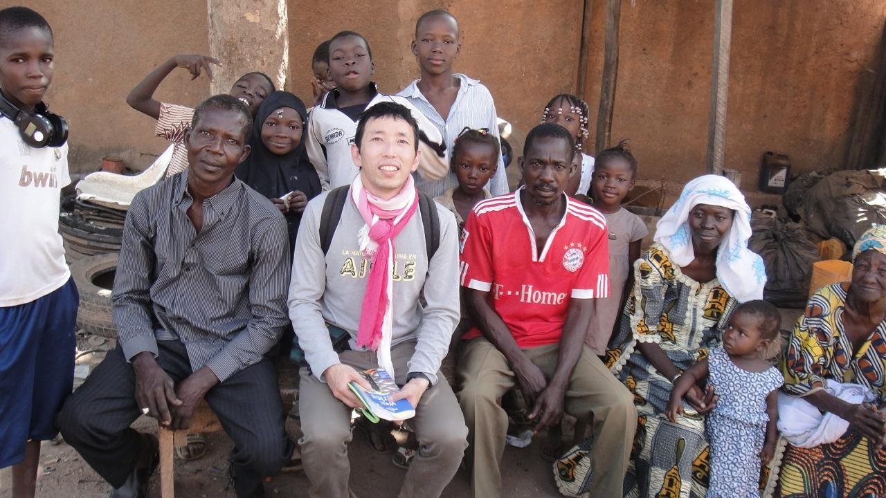 念願の西アフリカの旅 やはり何もなかったブルキナファソ編 ...