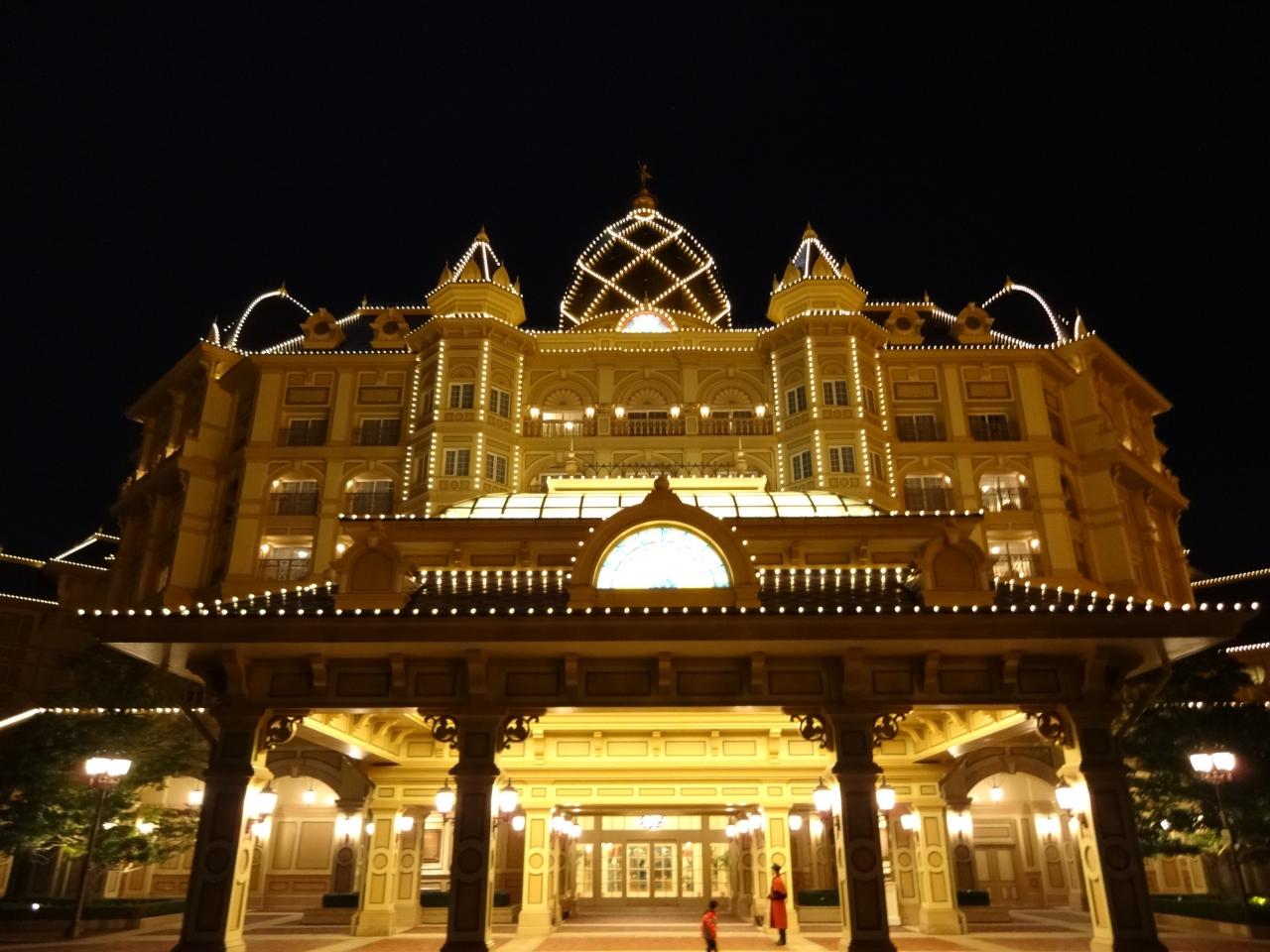 ディズニーランドホテル 旅行記:2013(ホテル編)』東京ディズニー