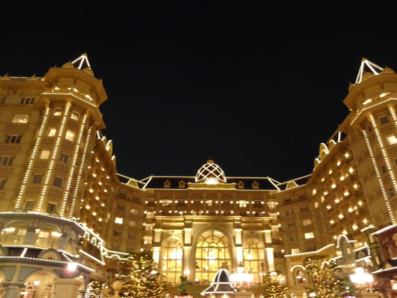 ディズニーランドホテル 旅行記:2013(パーク・食事編)』東京