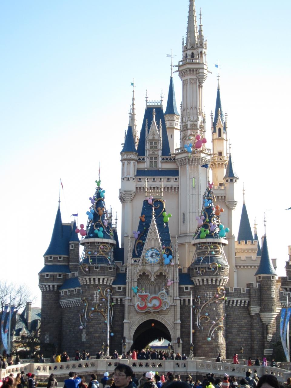 東京ディズニーランド&東京観光』東京の旅行記・ブログ by bigさん