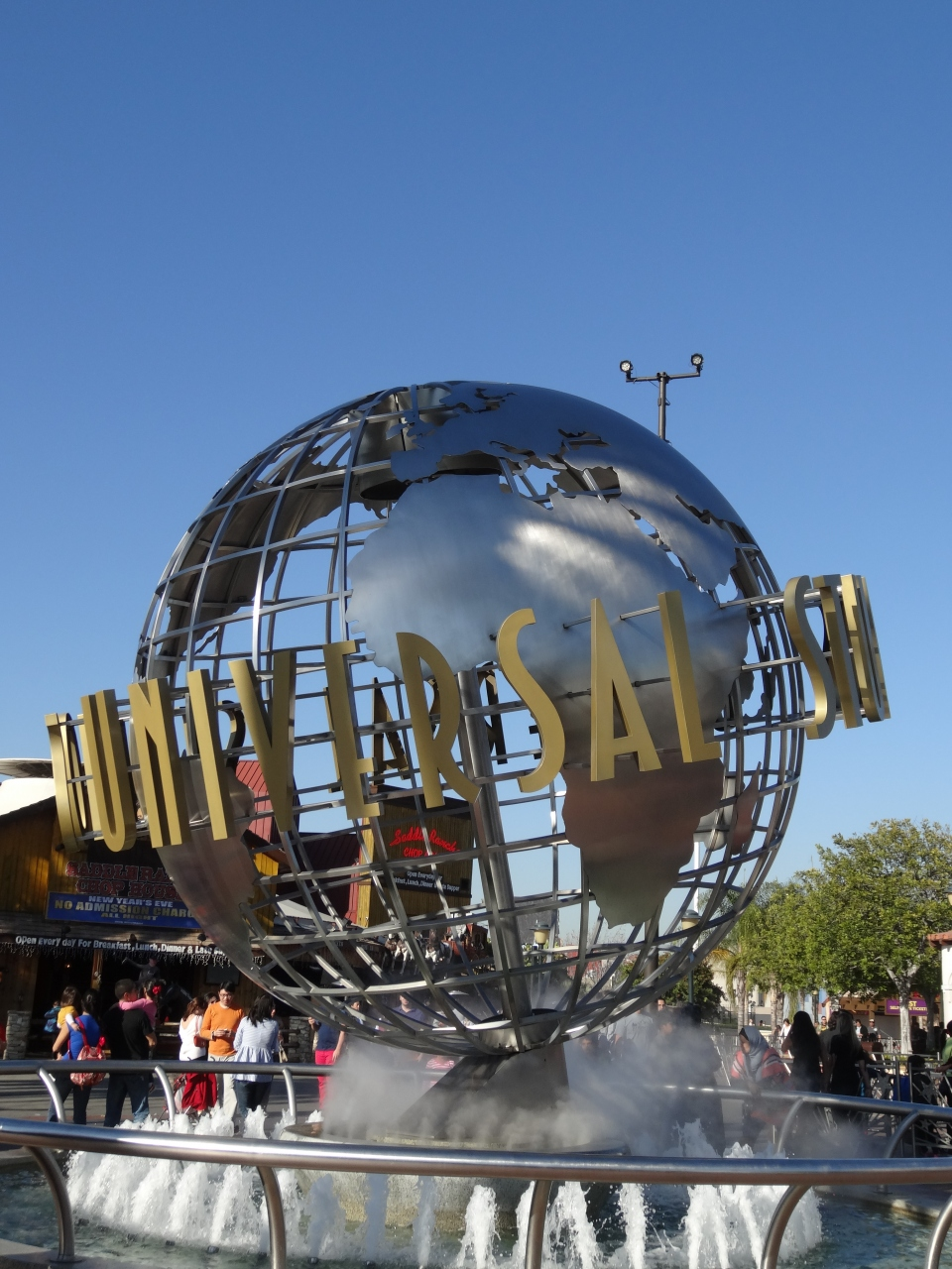 ディズニーで年越し。その1~ロサンゼルス、ユニバーサル編