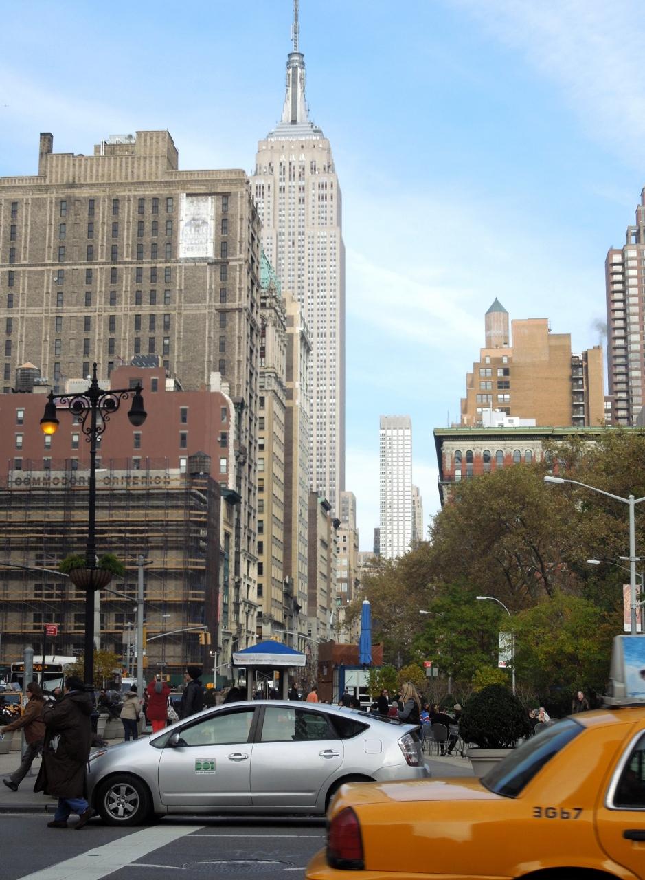 ニューヨーク・マンハッタン 』...
