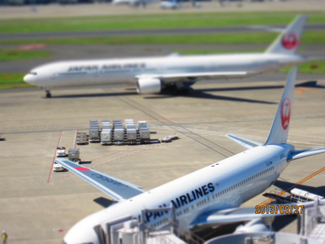 羽田空港で写真撮っちゃいました。』羽田(東京)の旅行記・ブログ by