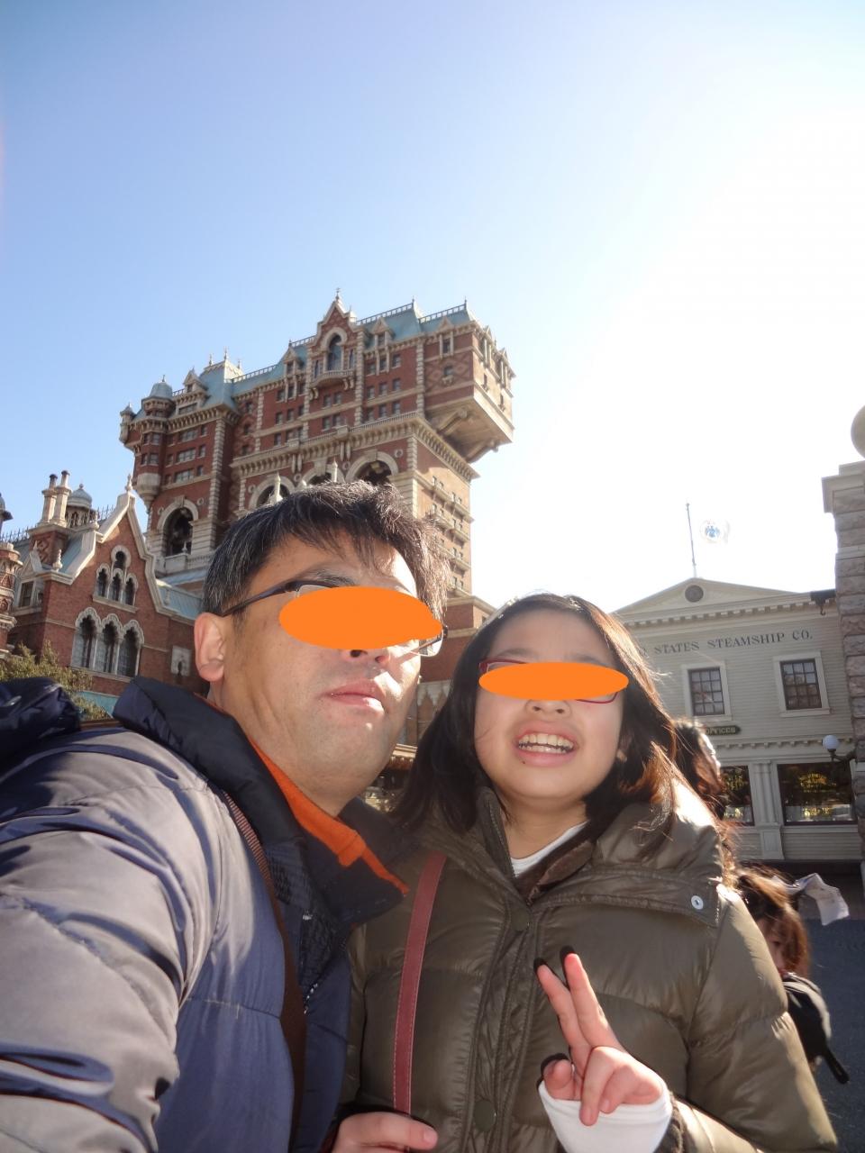 初上京!次女と二人でおのぼりさん旅行記 一月の平日に行った東京