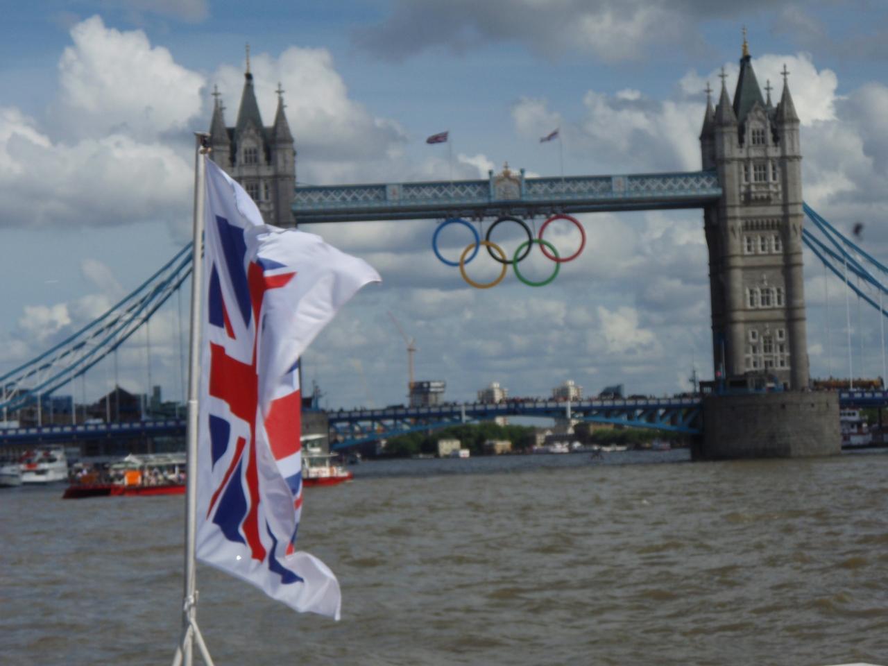 ロンドンオリンピック』ロンドン...