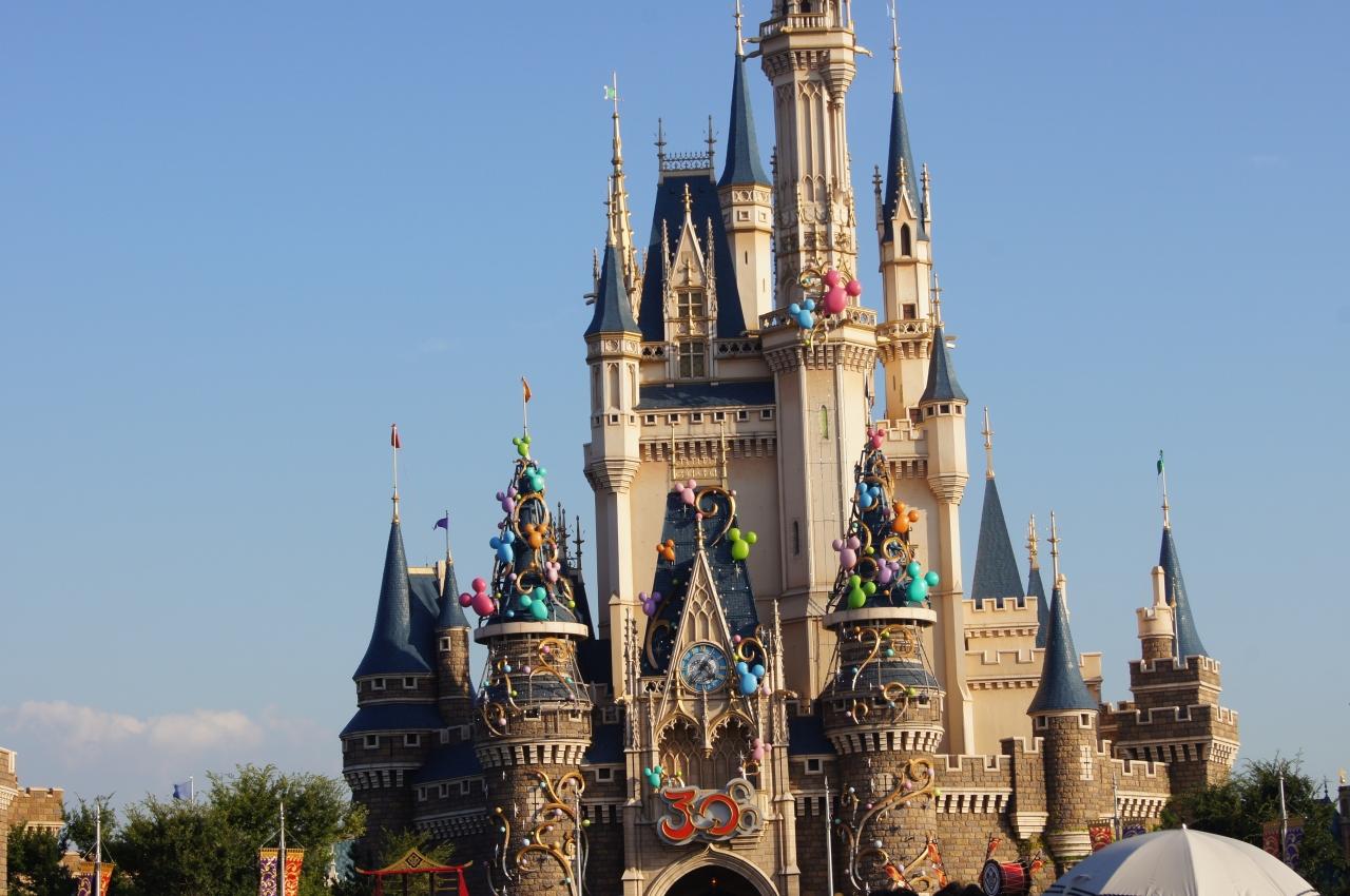 夏休み東京の旅~ディズニーランド~』千葉県の旅行記・ブログ by