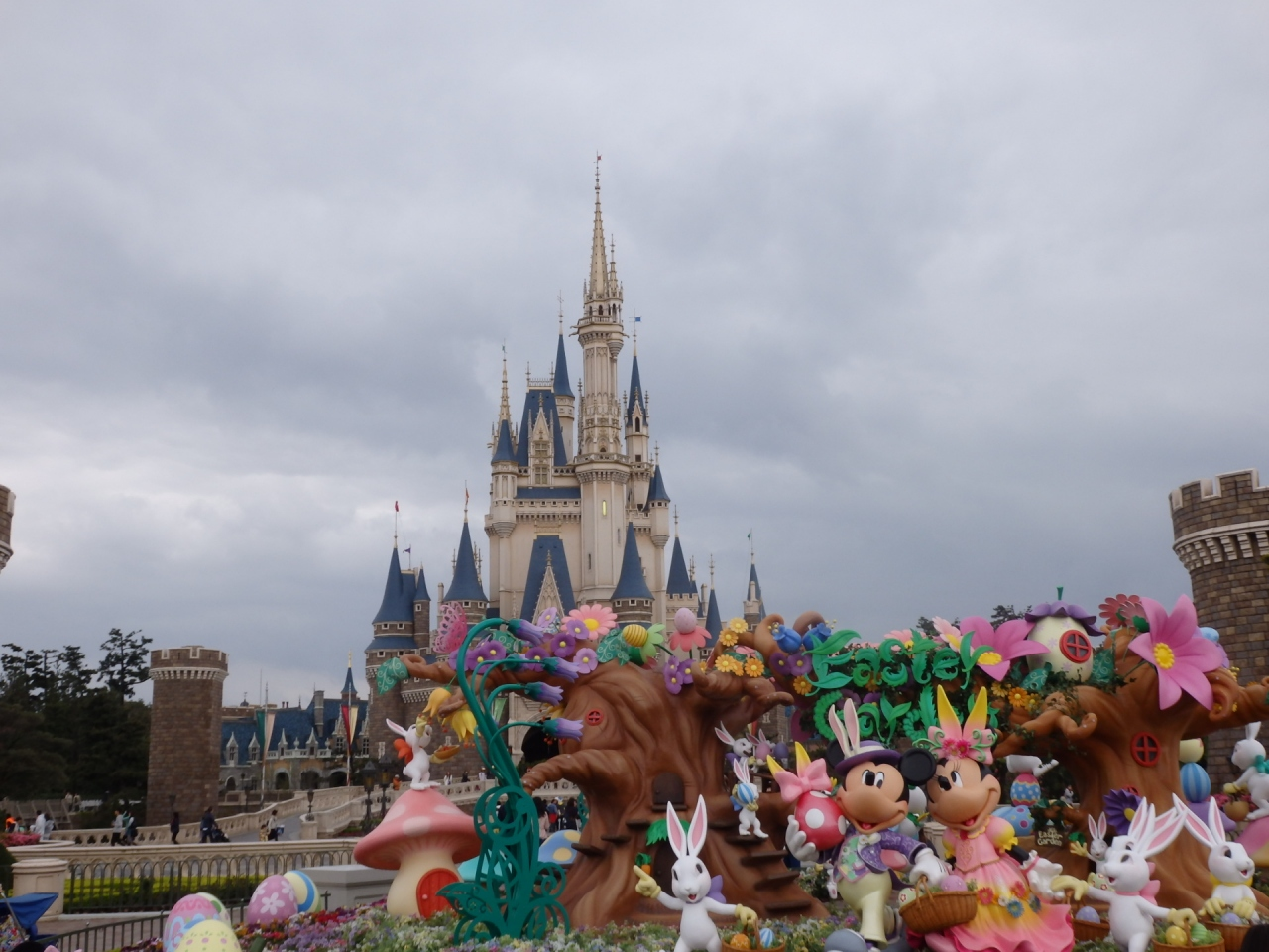 セントレア発 飛行機で行くtdr』東京ディズニーリゾート(千葉県)の旅行