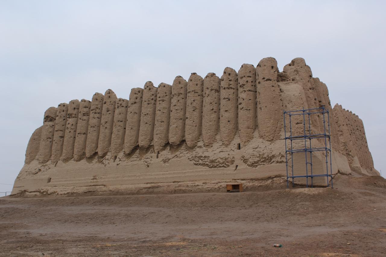 トルクメニスタン 観光