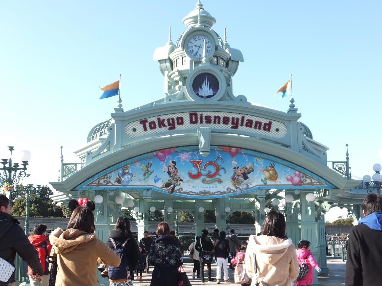 東京ディズニー旅行と表参道ヒルズ』東京ディズニーリゾート(千葉県)の