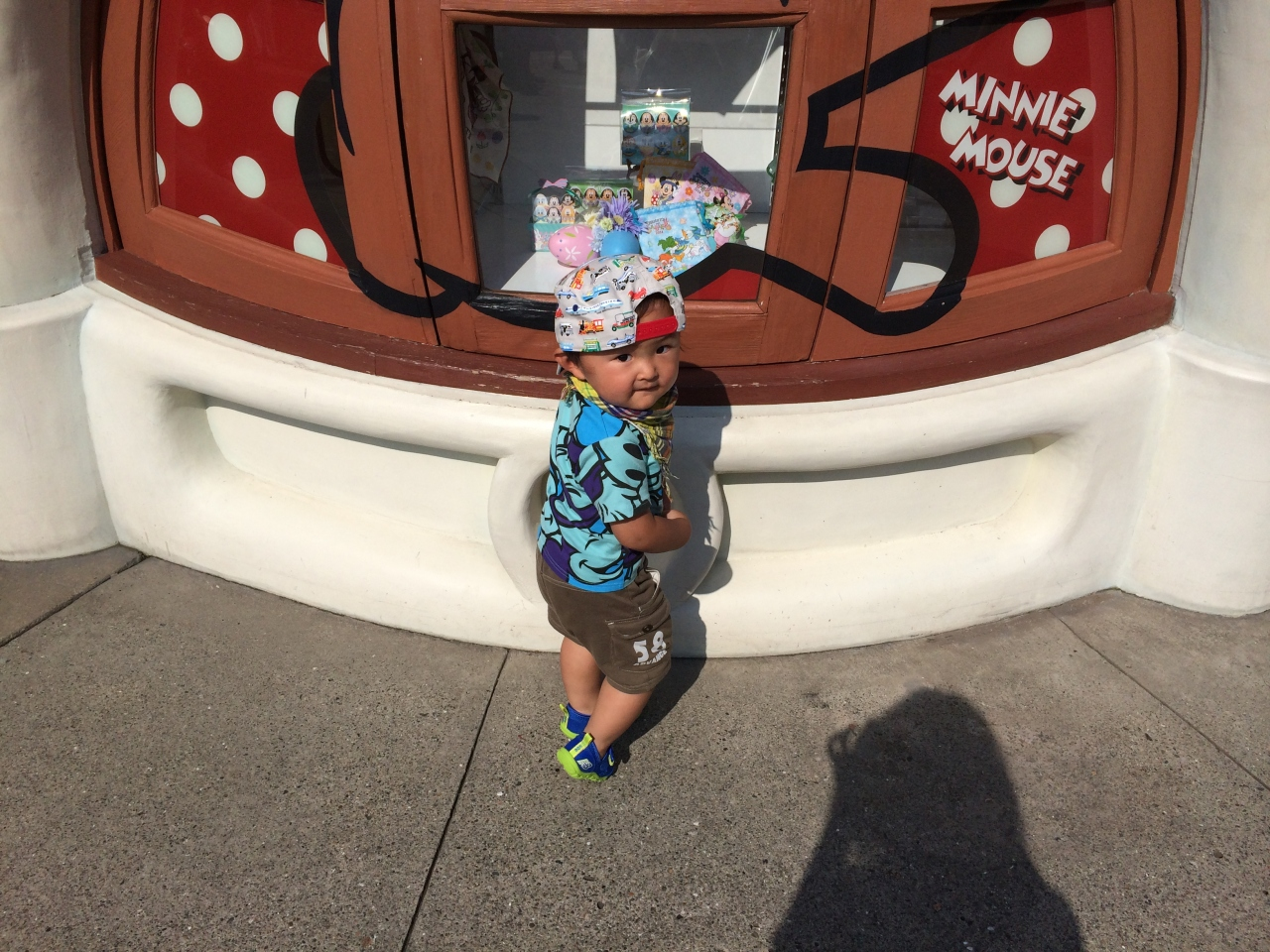 1歳9か月の息子とtdl』東京ディズニーリゾート(千葉県)の旅行記