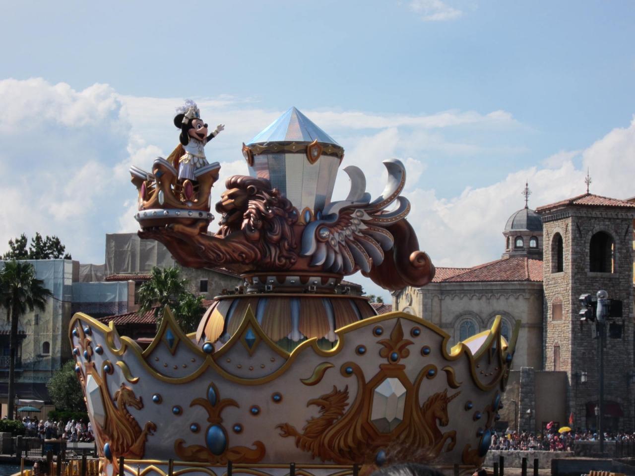 ディズニーシー&シー』東京ディズニーリゾート(千葉県)の旅行記・ブログ