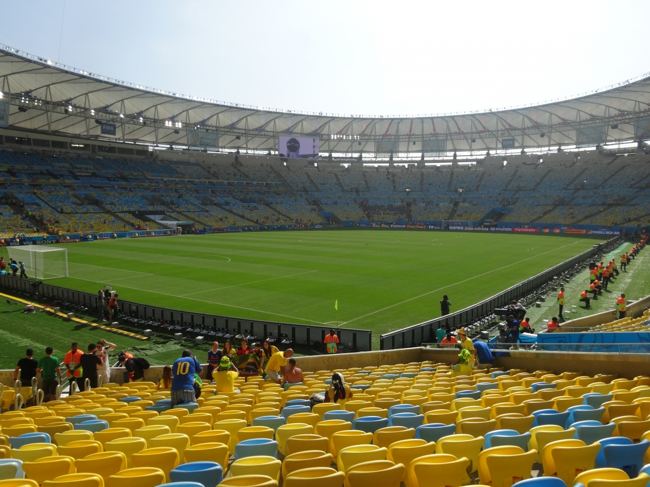 2014ブラジルワールドカップQF ...