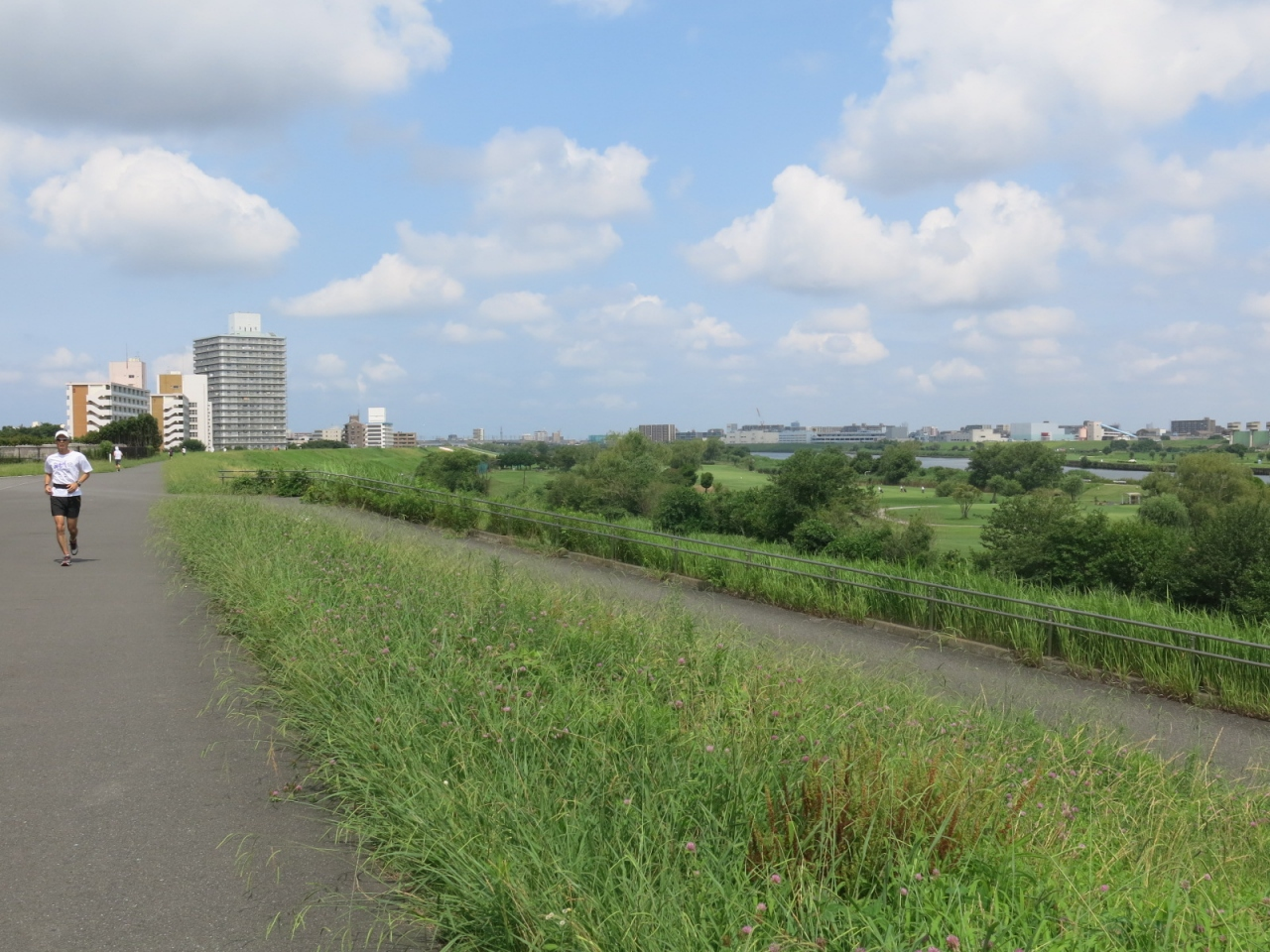 えきぽで散策@赤羽駅 ~夏空の...
