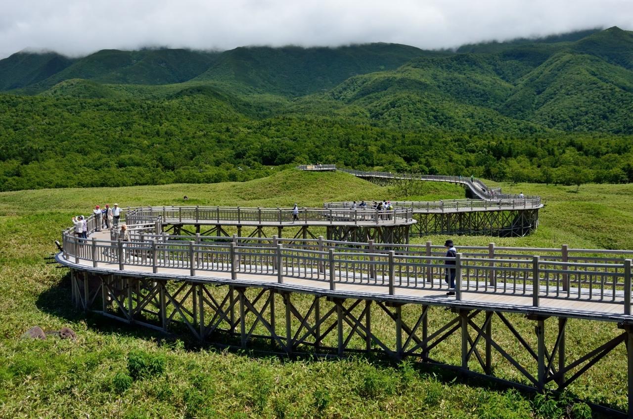 自然を満喫する夏の北海道16日間...