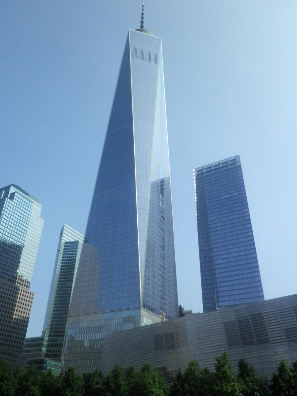 ニューヨーク紀行 01:ワールドトレードセンターメモリアル