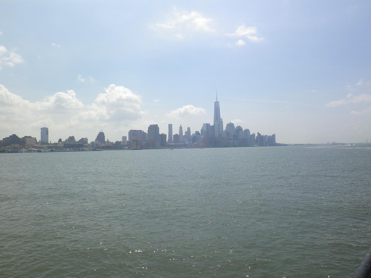ニューヨーク紀行 20:ホーボーケン、ニュージャージー
