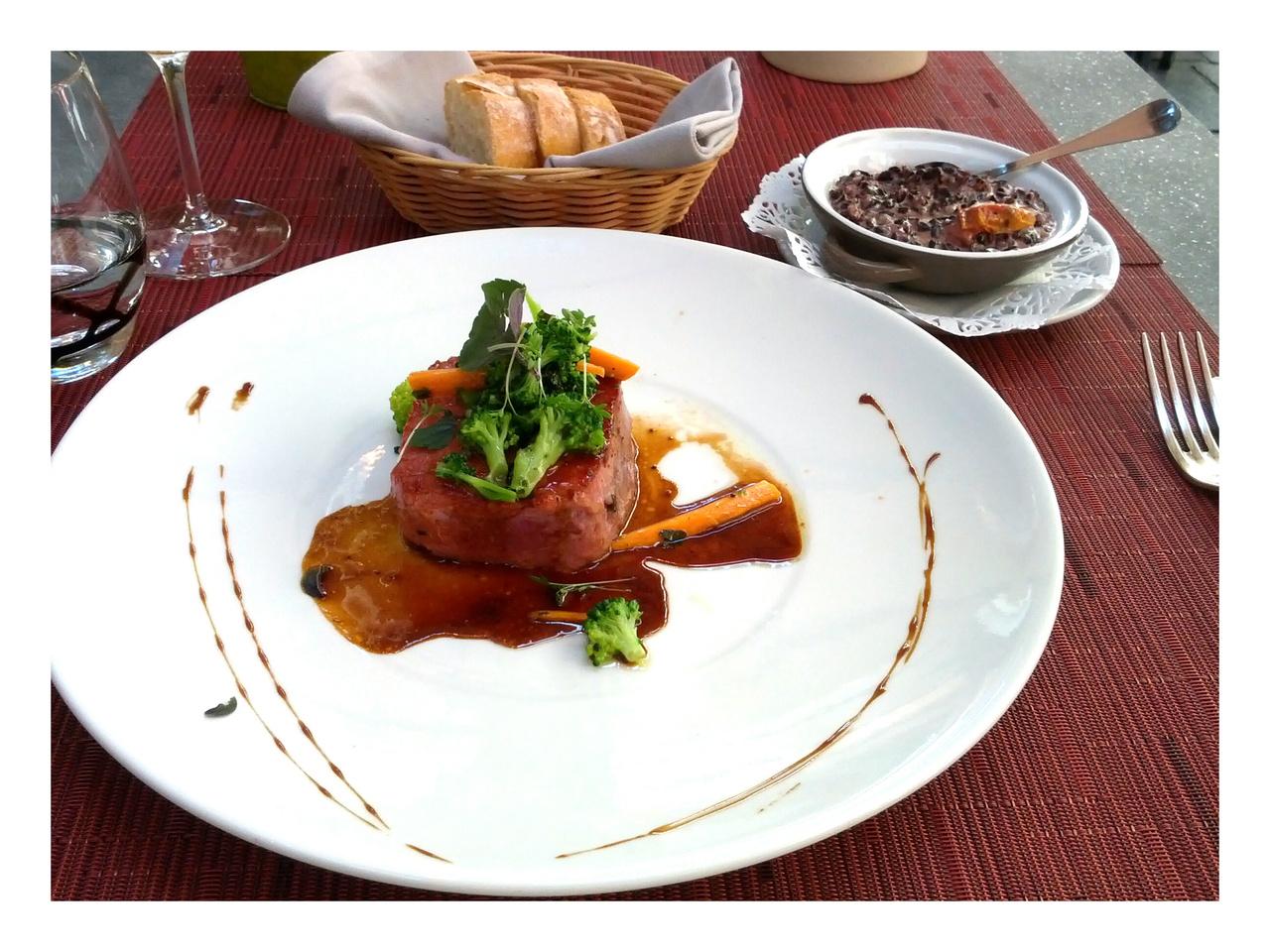 初フランス アルザス ストラスブール2日目 最高のレストランでランチ day