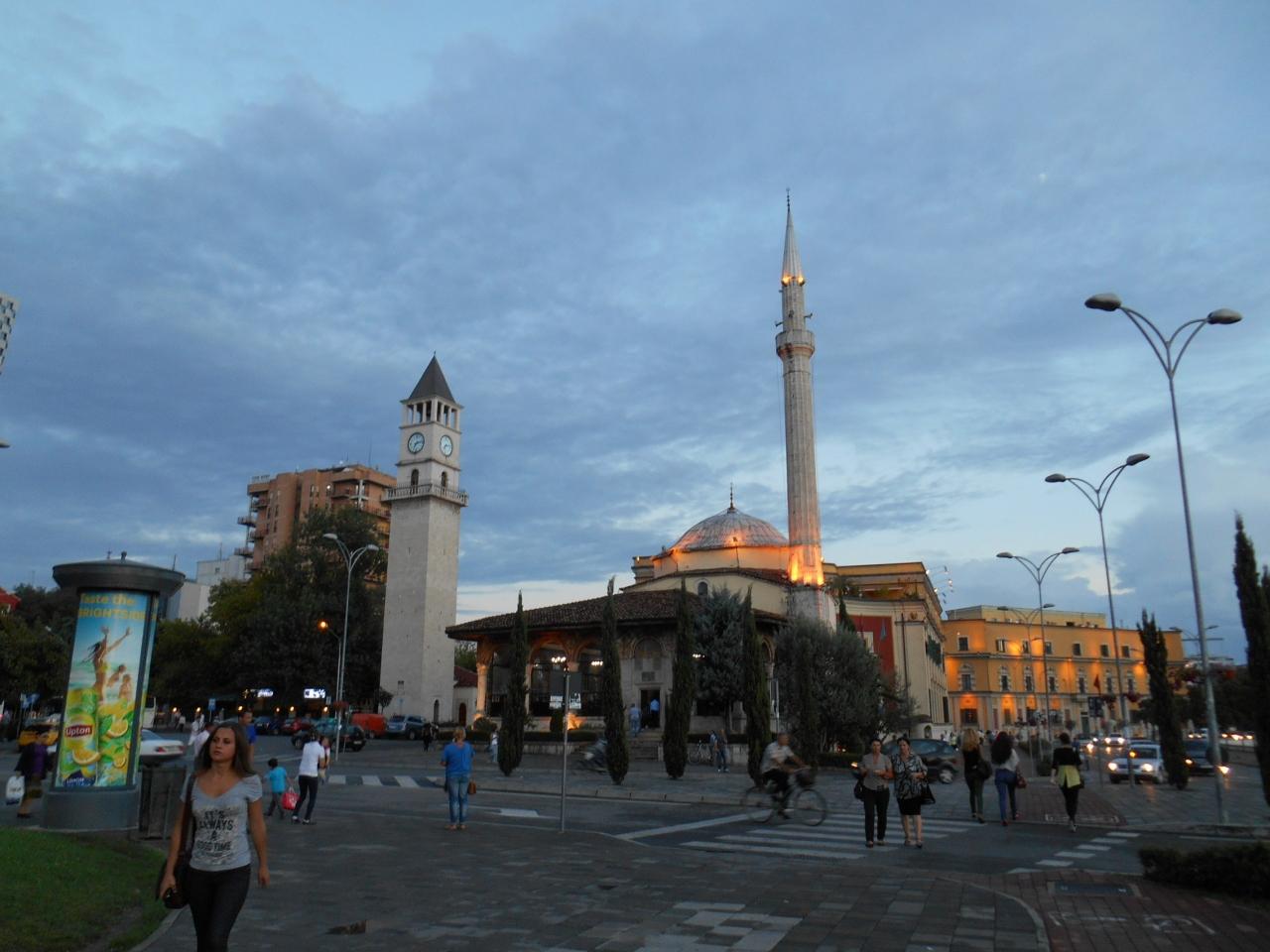 ティラナ(アルバニア) 2014.9.3』ティラナ(アルバニア)の旅行記 ...