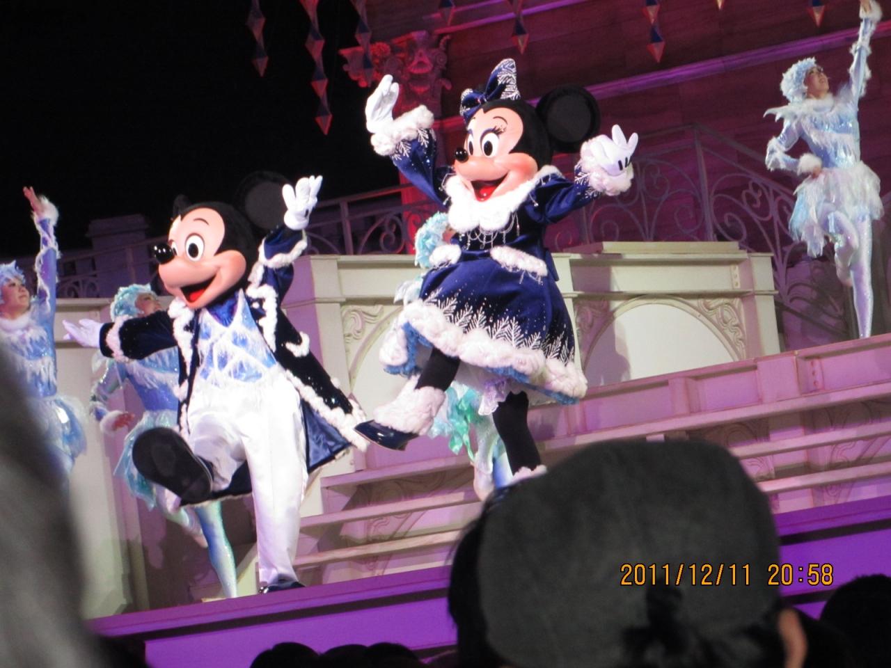 ディズニー2011年12月<クリスマス>』東京ディズニーリゾート