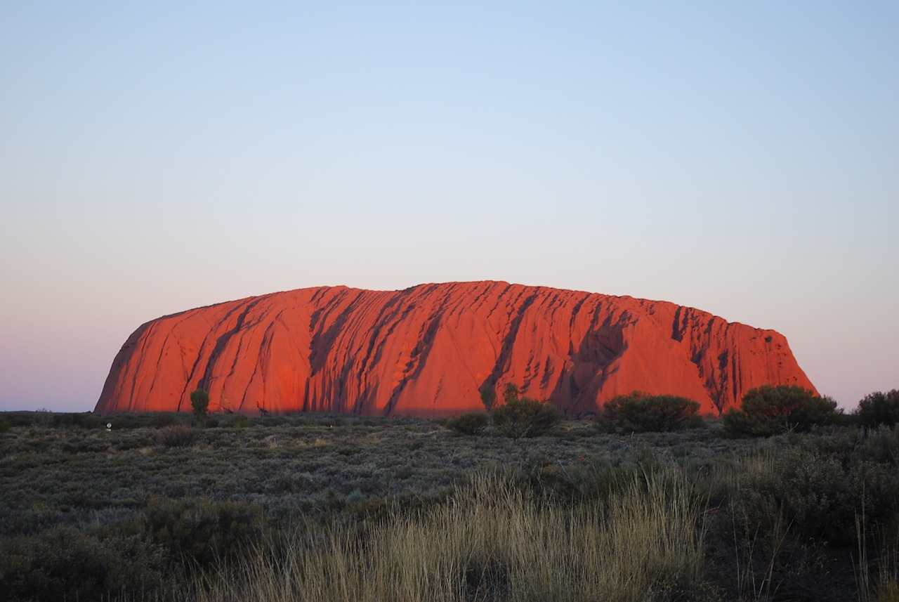 オーストラリア1:大陸縦断鉄道...