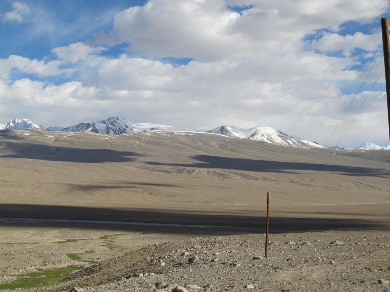 中央アジア周遊(20)【ランガールからパミールハイウェイでムルカブへ】