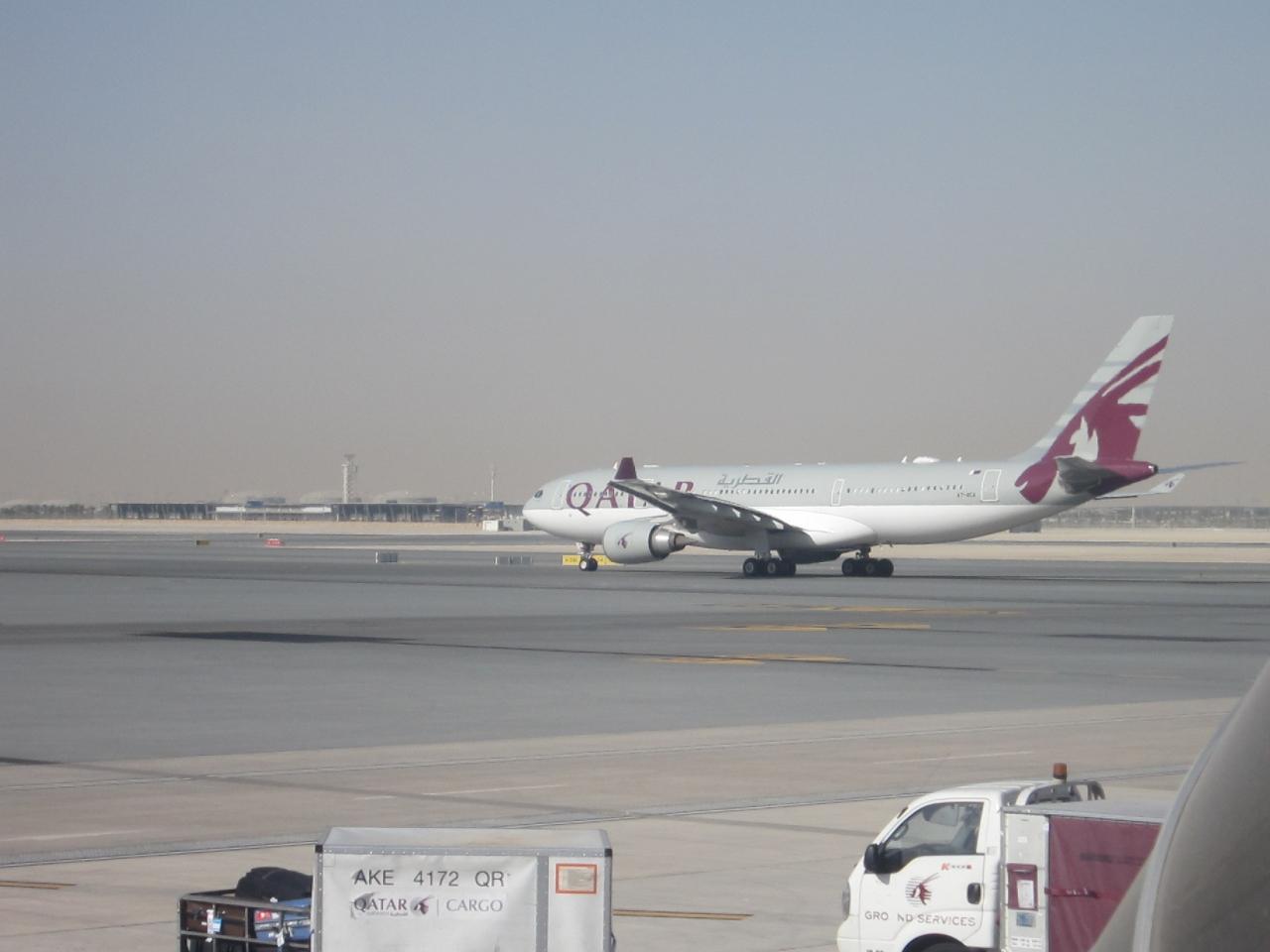 カタール航空 ビジネスクラス [...