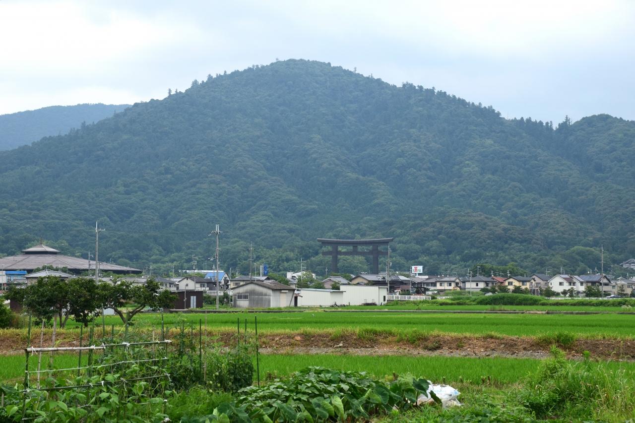 大神神社と三輪山登拝』桜井・三...
