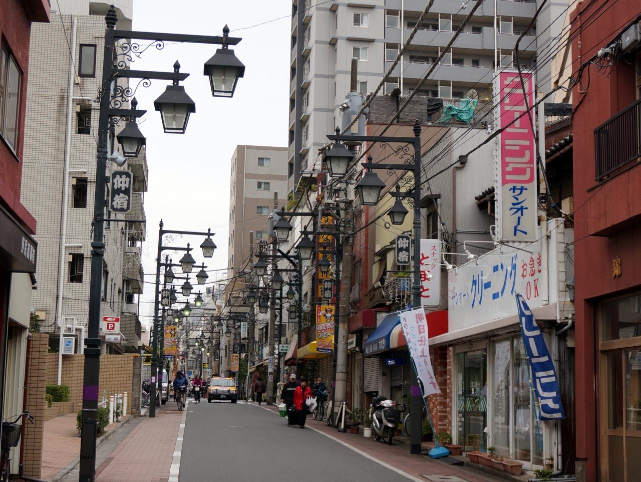 『中山道・板橋宿を歩く』板橋(東京)の旅行記・ブログ by 愛吉 ...