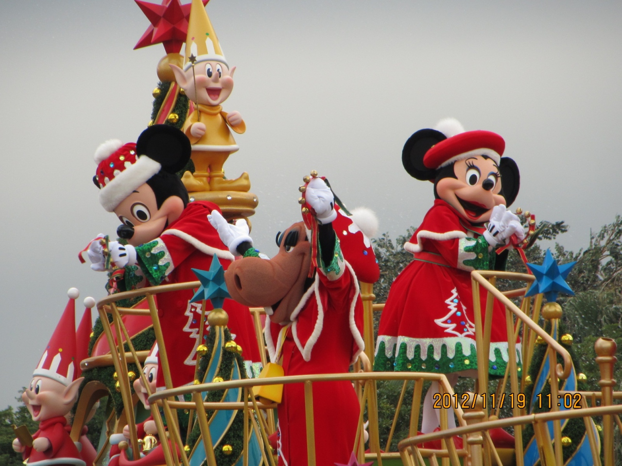 ディズニー2012年11月』東京ディズニーリゾート(千葉県)の旅行記・ブログ