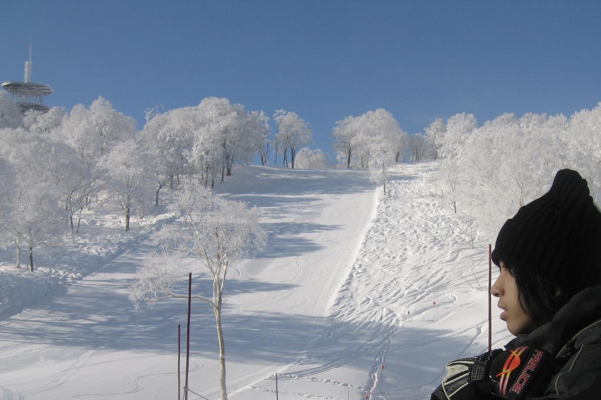 野沢 温泉 スキー 場 天気 戸狩温泉スキー場(積雪・天気) ‐