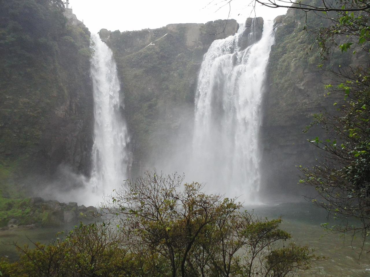 雄川渓谷~雄川の滝でマイナスイ...