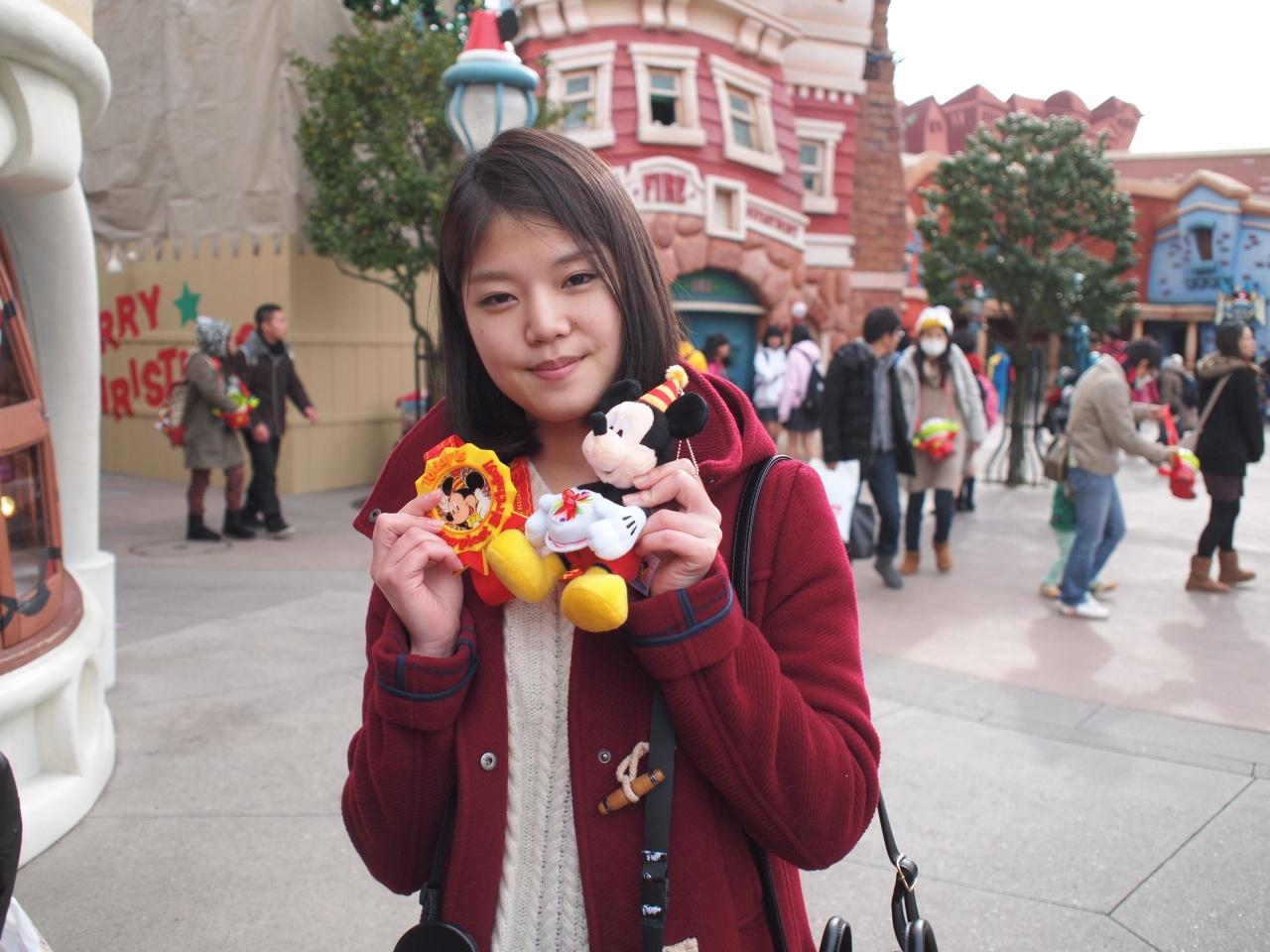 娘誕生日ディズニー 1 ランドでバースデーパスポート』東京ディズニー