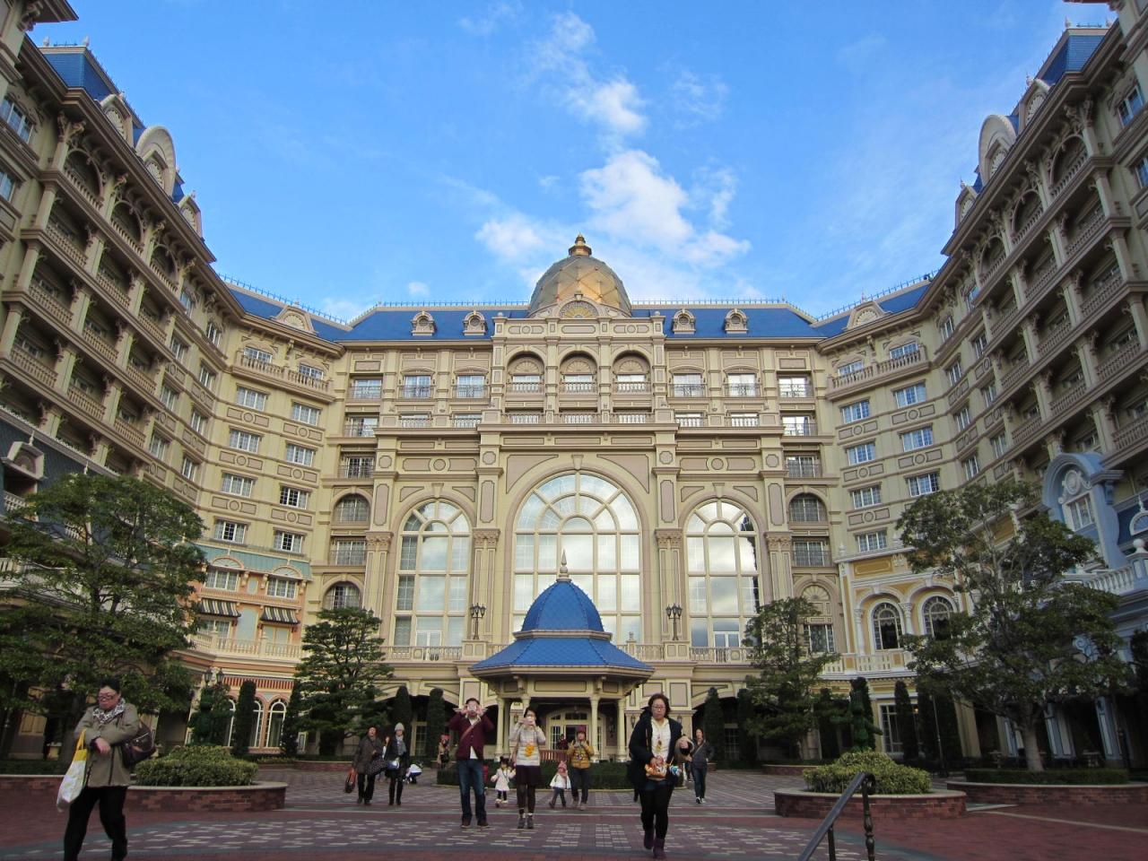 憧れのディズニーランドホテル』東京ディズニーリゾート(千葉県)の旅行記