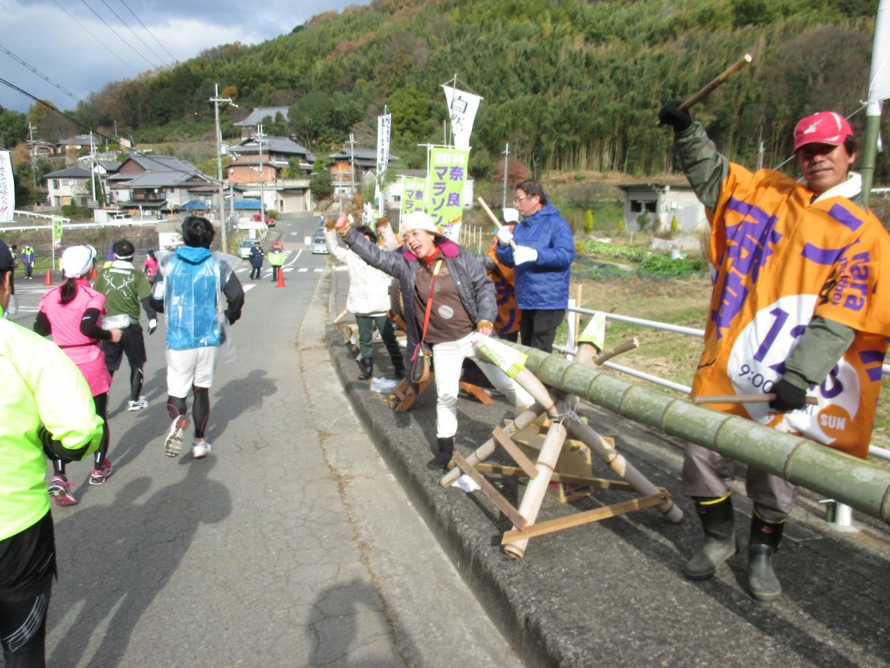 奈良マラソン2014 アップダウンを踏破して大和路を走る(大会当日編)