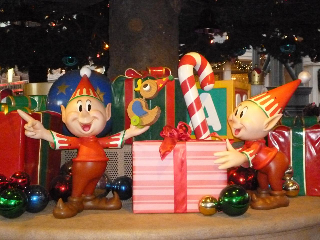 強風のクリスマスディズニーランド 2014』千葉県の旅行記・ブログ by
