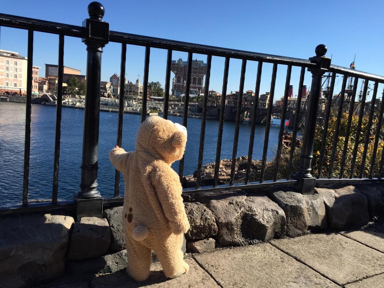 ディズニーシー 2015.2.2』千葉県の旅行記・ブログ by fernandoさん