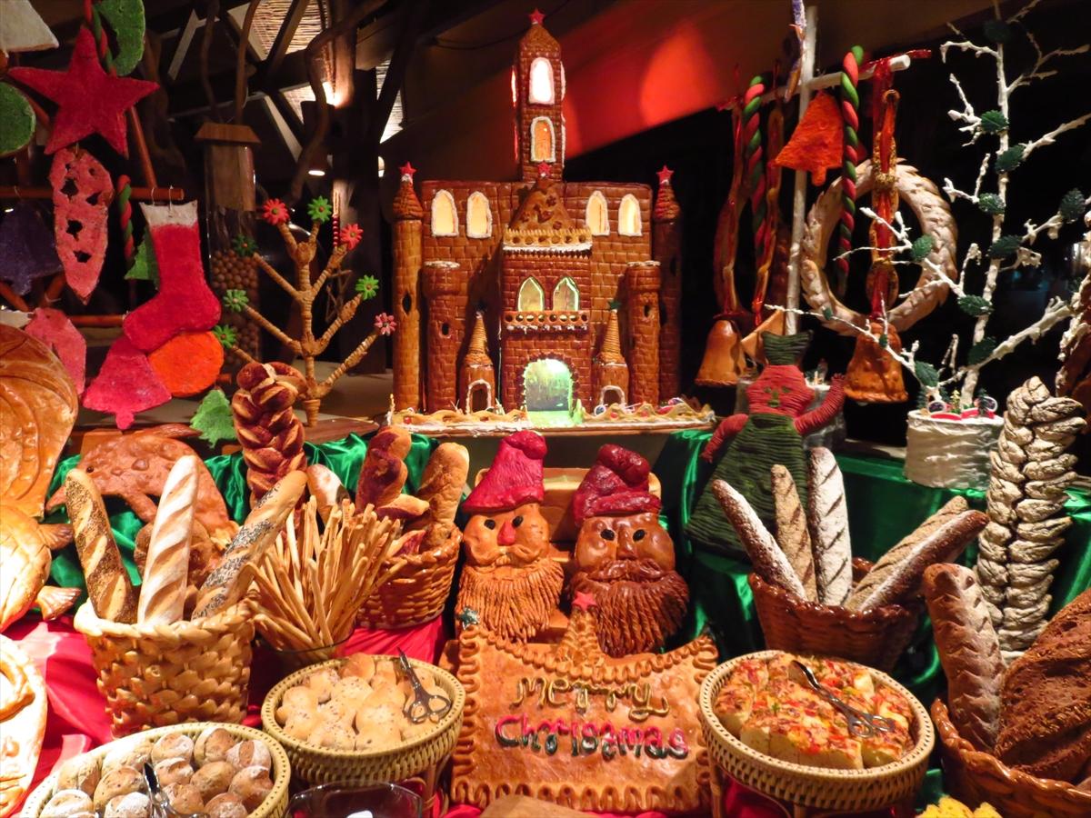 モルディブとドバイでハネムーン14★離島なのにこのクオリティ!クリスマスイブガーラディナー