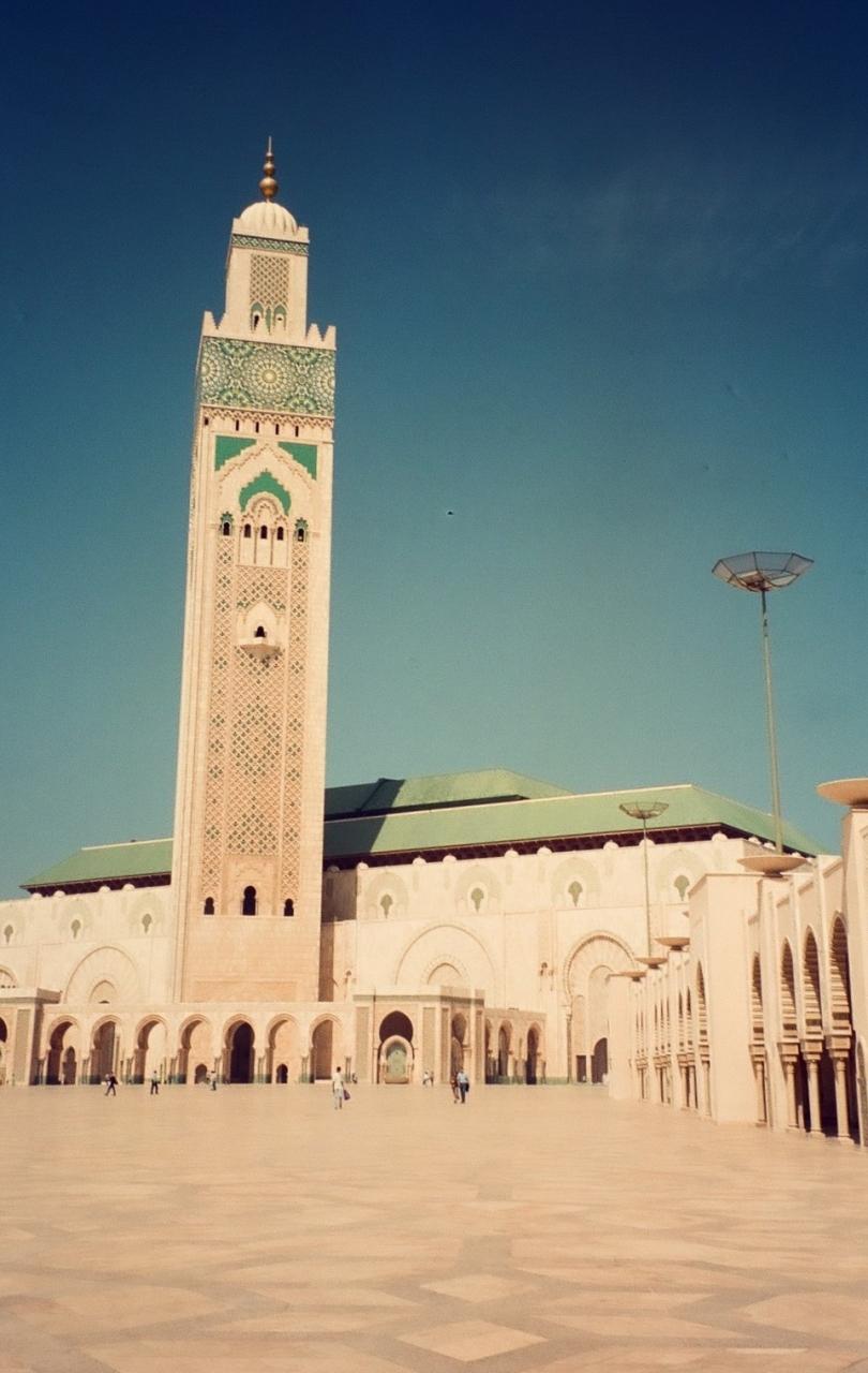 モロッコ 周遊ツアー 過去の記憶