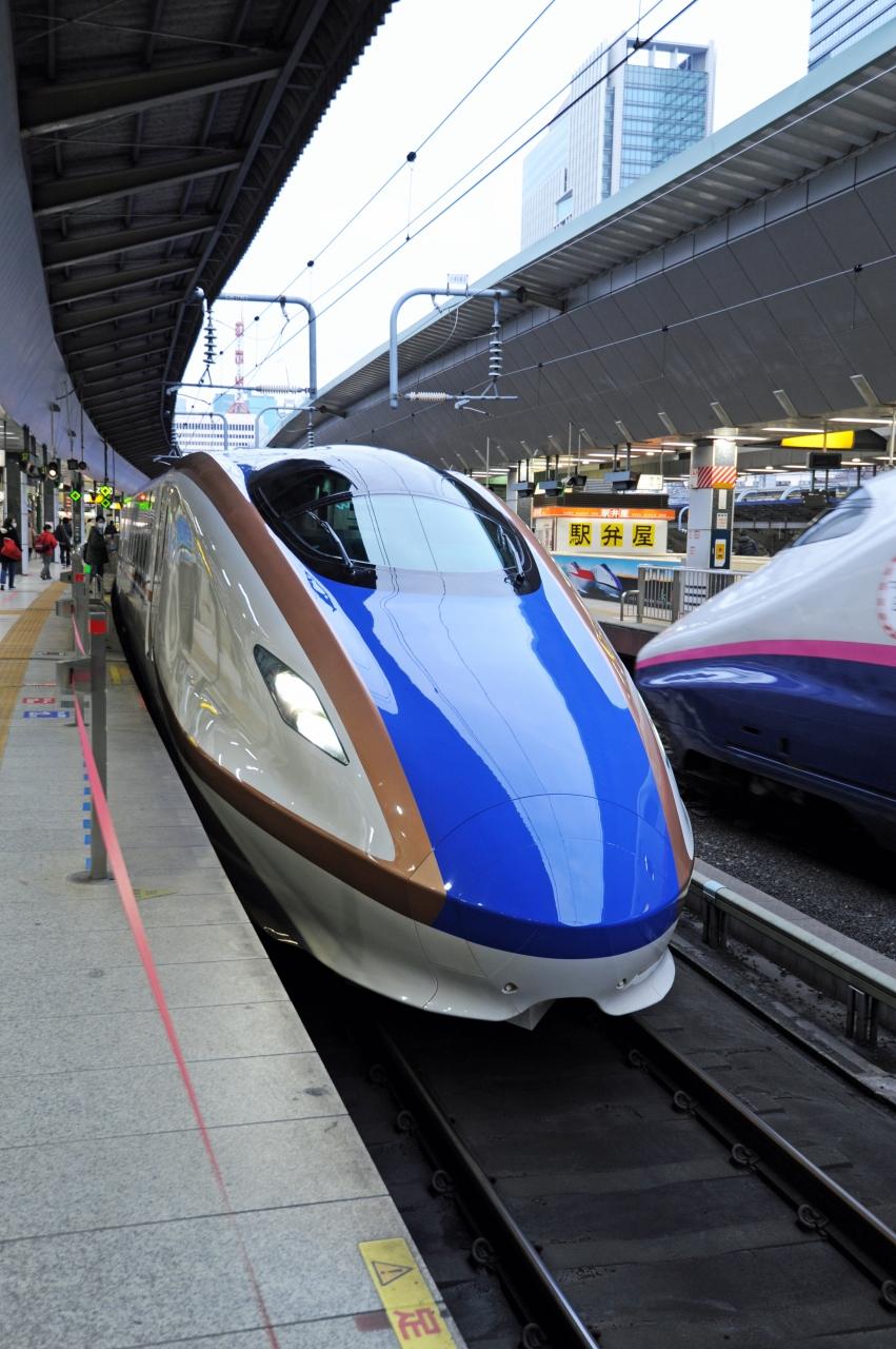 東京駅から金沢駅