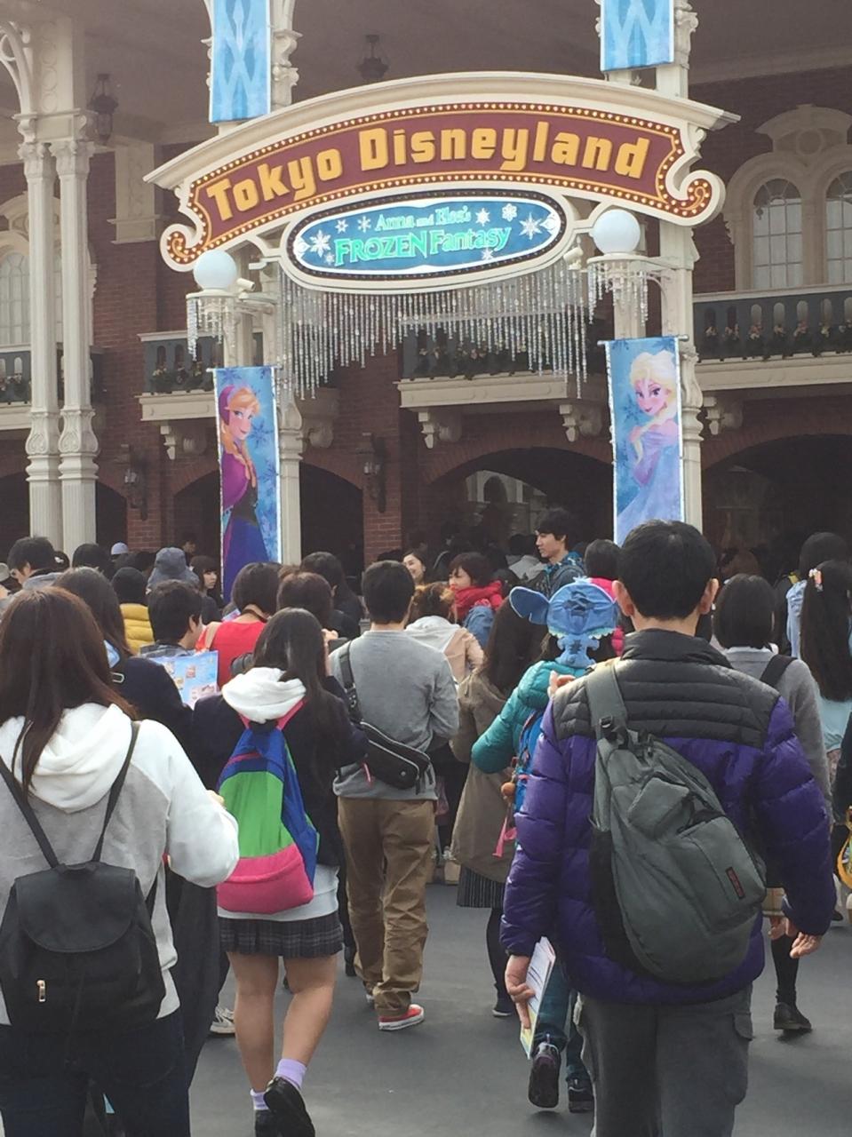 3/18.19東京ディズニーランド&シー2days』千葉県の旅行記・ブログ by gto