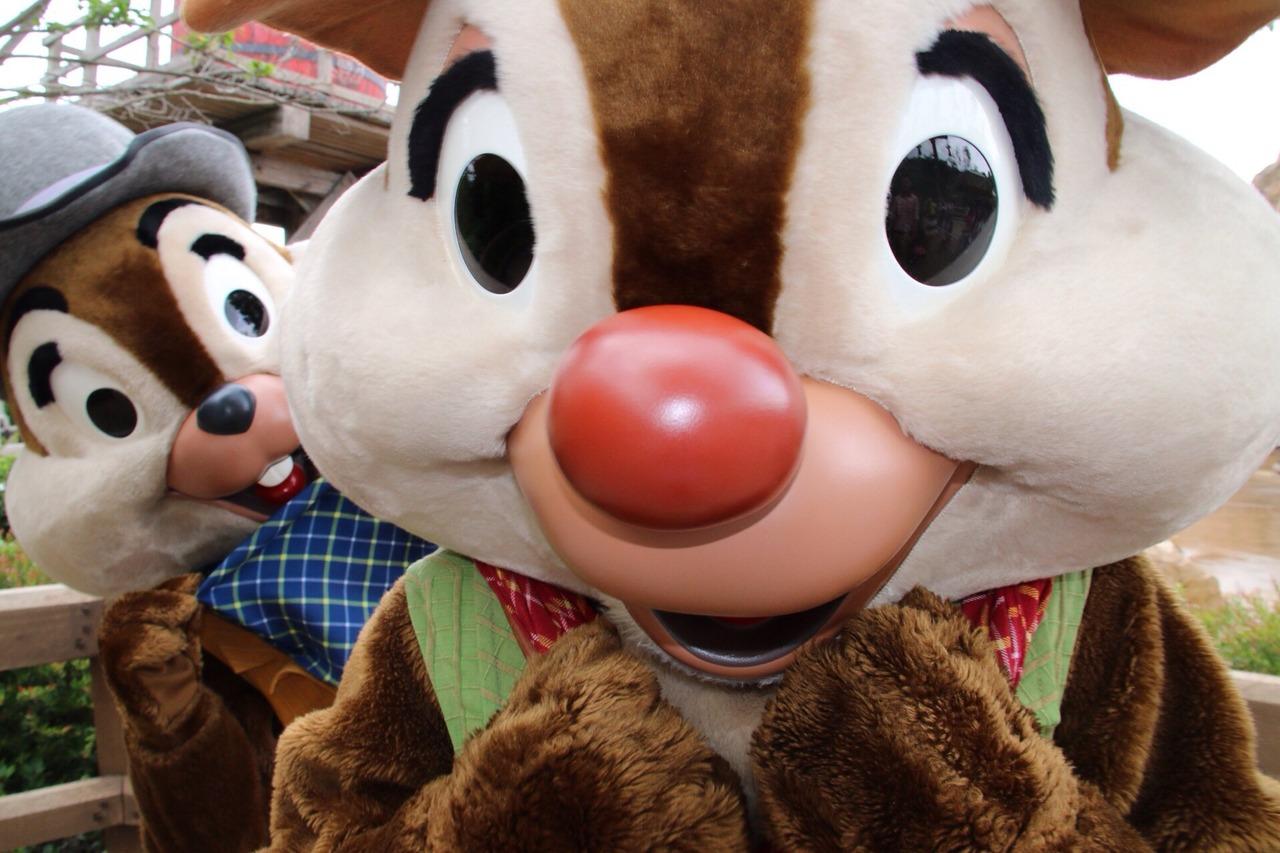 2015gw 香港一人旅 ③ ディズニーランド2日目』香港の旅行記・ブログ by